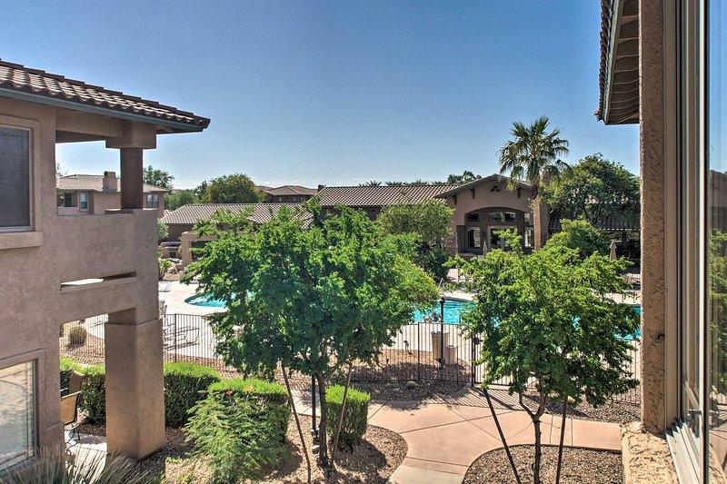 Vous allez adorer chaque minute dans cette escapade dans le centre de Scottsdale!
