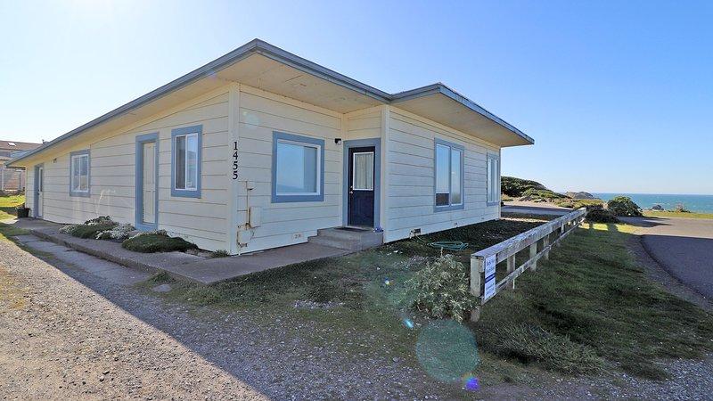 Pacific View Beach House, location de vacances à Bandon
