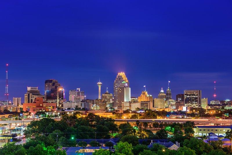 ¡Bienvenido a San Antonio!