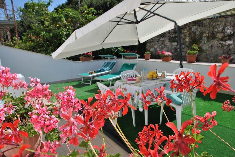 Apartment for 2 persons, aluguéis de temporada em Gaeta