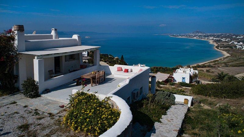Villa Mihail Aggelos, holiday rental in Plaka