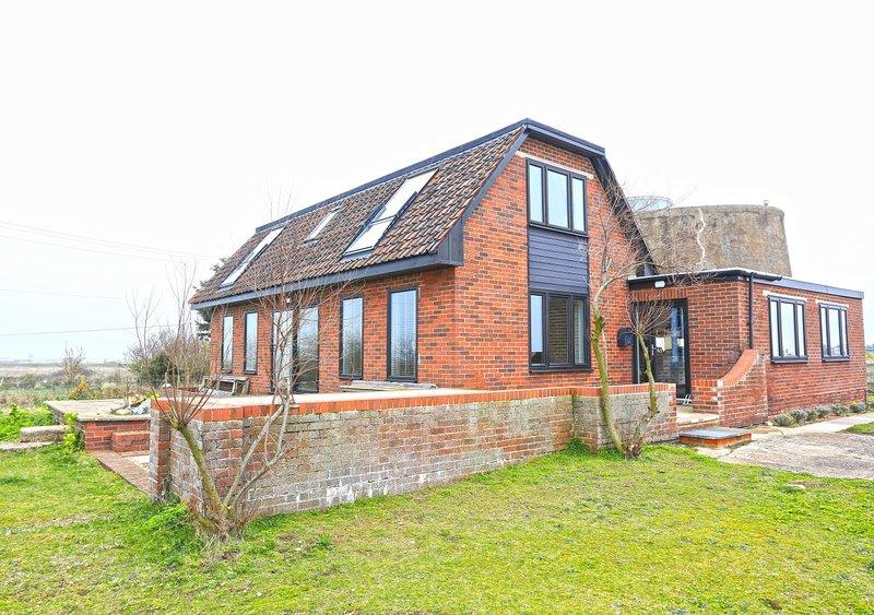Lifeboat House, location de vacances à Hollesley