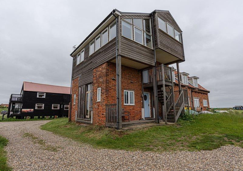 Lower Deck, holiday rental in Walberswick