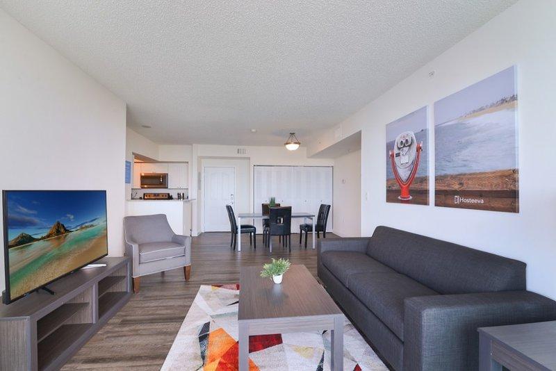 Comfort Condo Sunny Isles, holiday rental in North Miami Beach