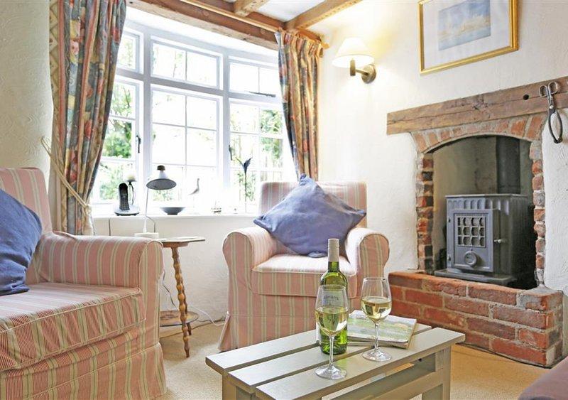 Rose Cottage, location de vacances à Woodbridge