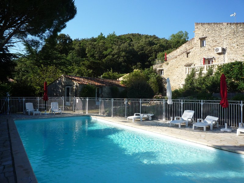 Beautiful, tranquil countryside setting between the  Mediterranean and Pyrenees., vacation rental in Oms