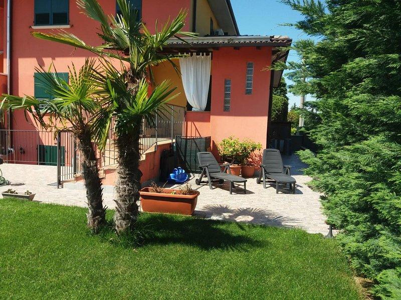Apartment in Castelnuovo del Garda, holiday rental in Castelnuovo del Garda
