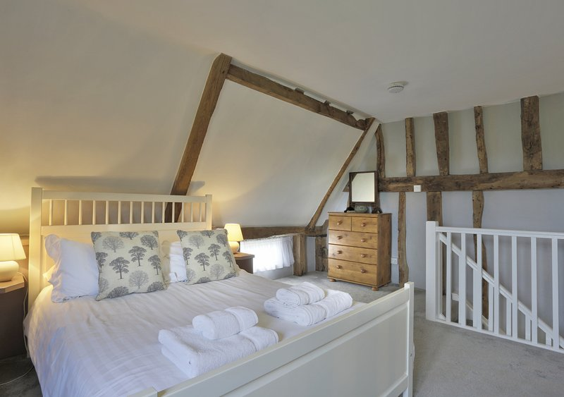 The Hayloft, holiday rental in Blaxhall