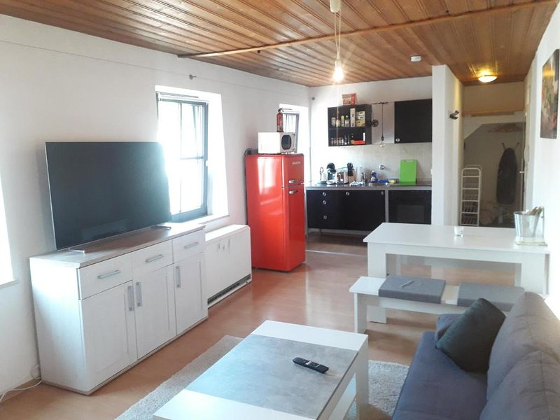 Zentral Appartement, holiday rental in Diessen