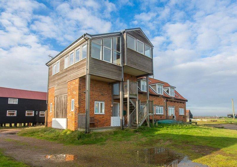 Top Deck, holiday rental in Walberswick
