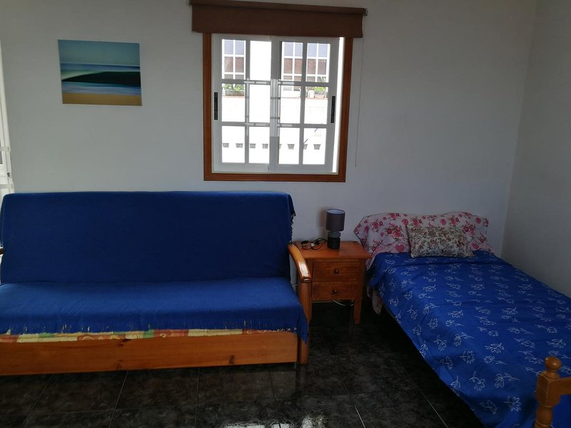 Amazing studio with sea view, vacation rental in Taibique