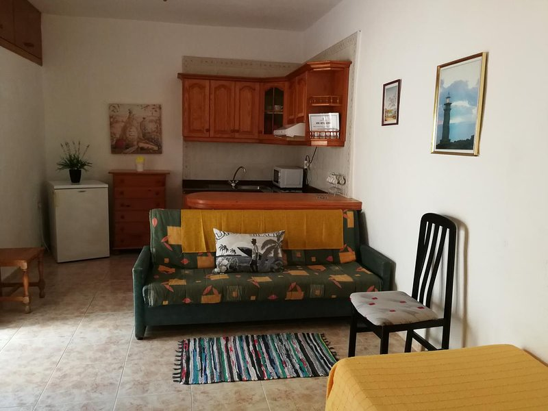 Amazing studio with terrace, vacation rental in Taibique