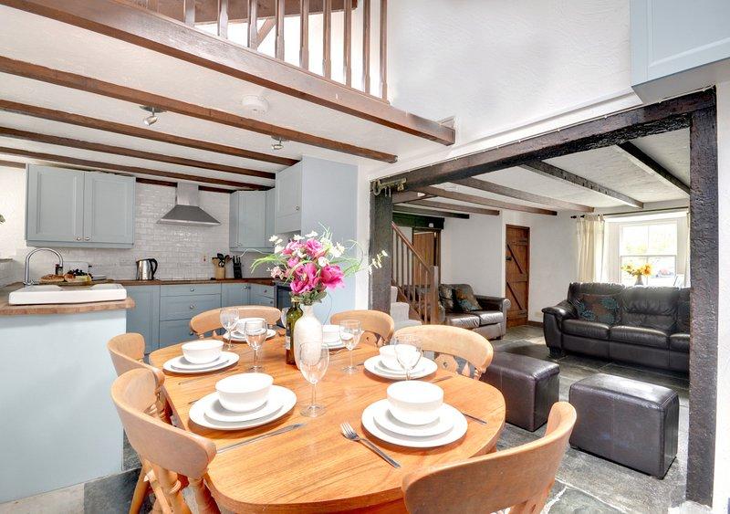 Minster Cottage, holiday rental in Boscastle