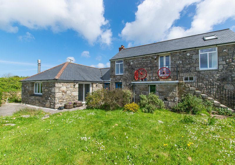 Rosemergy, holiday rental in New Mill