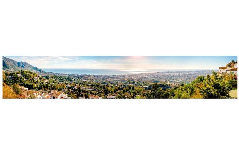 360º Stunning views Mijas Pueblo, vacation rental in Mijas Pueblo