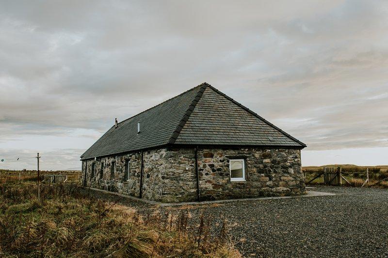 Balranald Cottage, holiday rental in North Uist