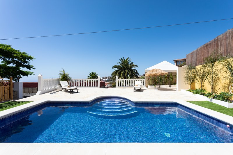 NATURAL CANARY HOUSE WIFI, vacation rental in San Miguel de Tajao