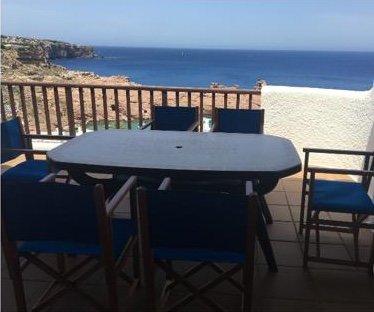 Casa Adosada con vista preciosa, holiday rental in Cala Morell