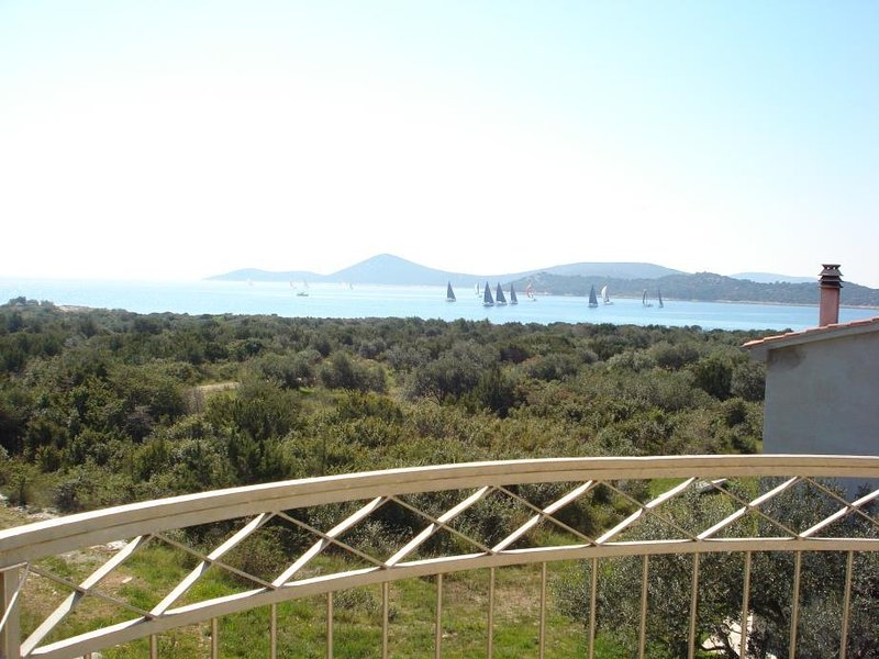 Damir - on the sea side :  A3(2+1) - Tribunj, vacation rental in Tribunj