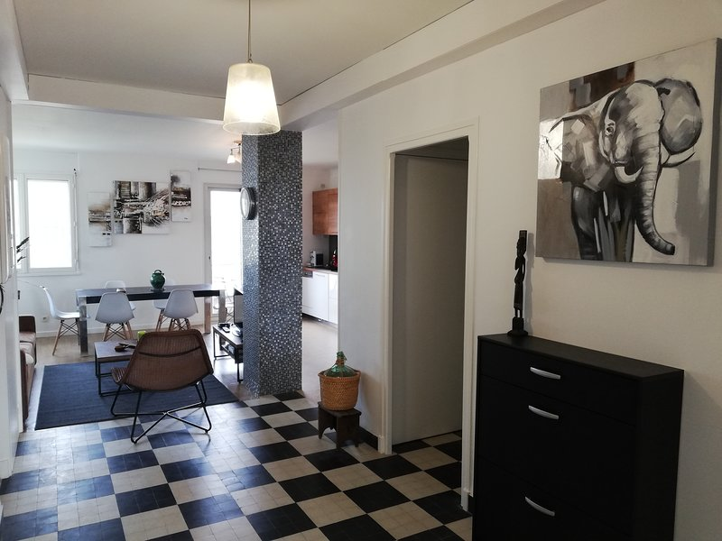 Appartement des 4 Saisons, holiday rental in Saint-Martin-d'Heres