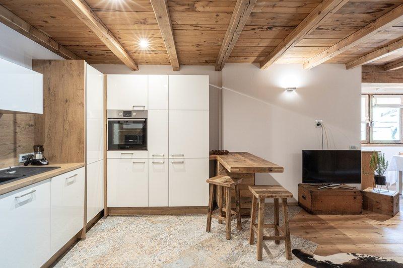 MAISON PERROD appartamento con  junior site e sauna, vakantiewoning in Ziano di Fiemme
