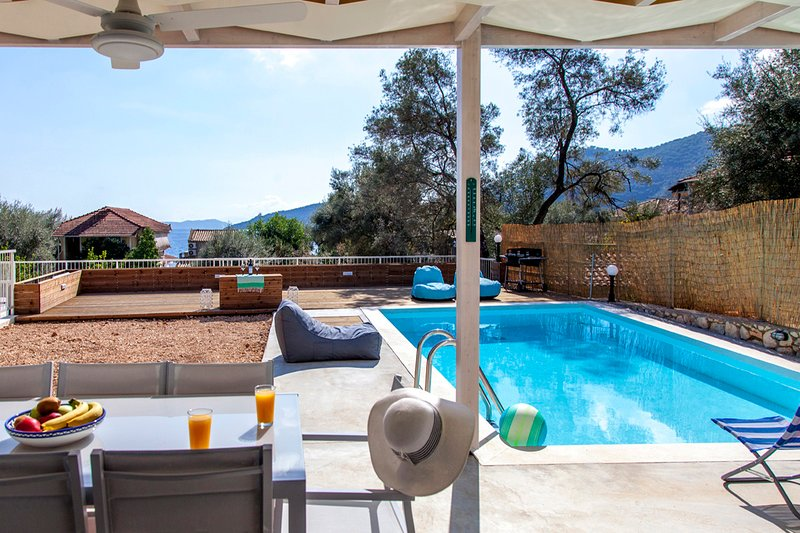 Get a 10%Off At Brand New Villa Selini Perfect for Families For Early July Dates, holiday rental in Fterno