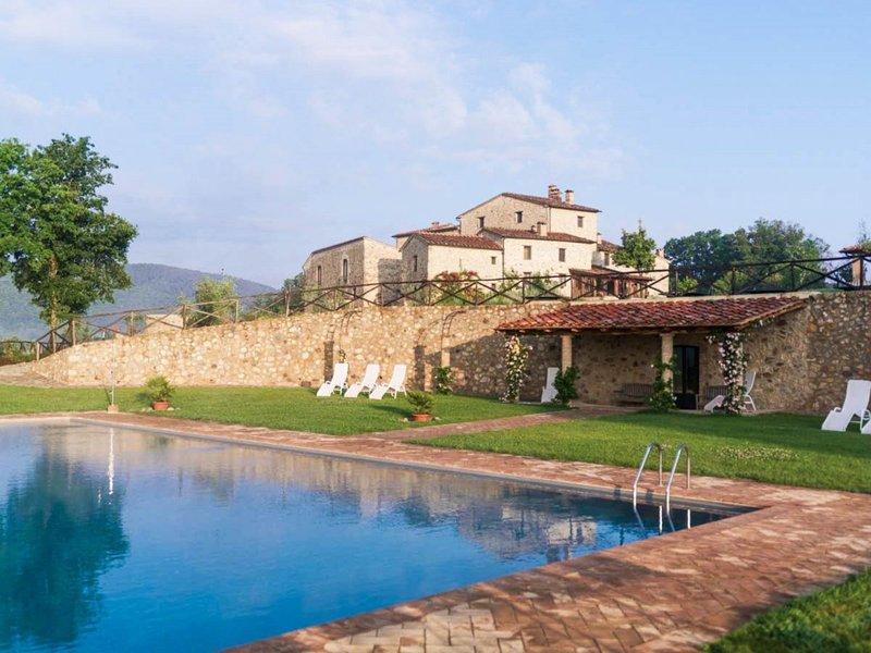 Giunia, vacation rental in Casale di Pari
