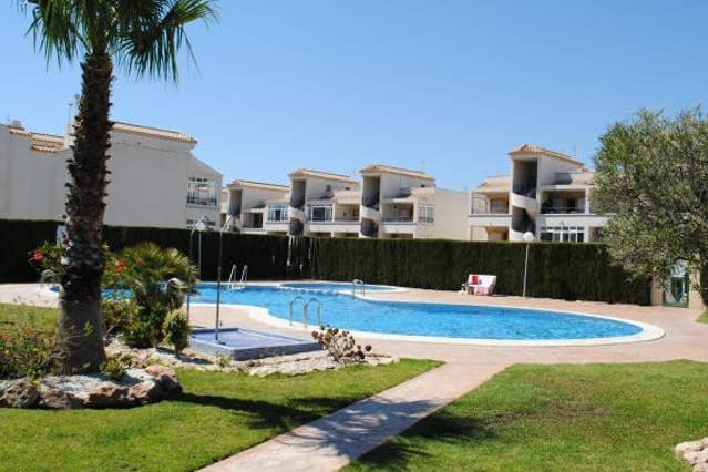 La Cinuelica Apartment R1 with Comm Pool L106, vacation rental in Punta Prima