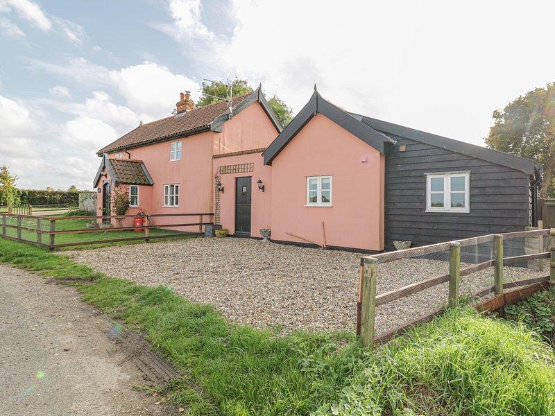 Jasmine Cottage, Rickinghall, holiday rental in Badwell Ash