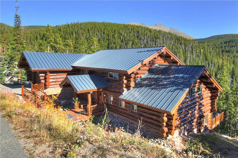 Modern Log Cabin, vacation rental in Breckenridge