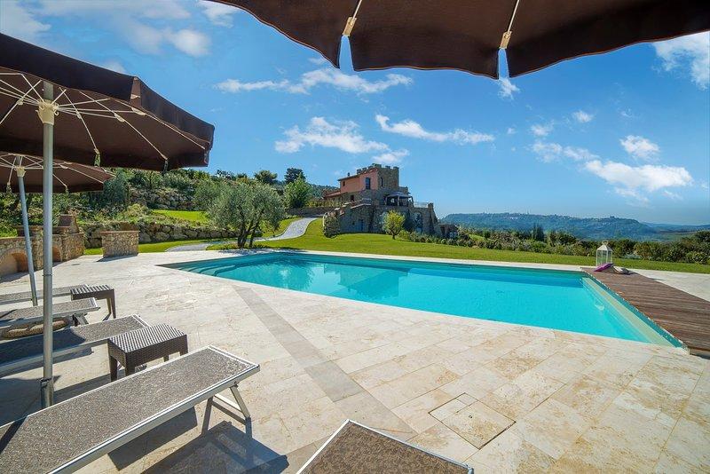 Villa Torresassa 12, holiday rental in Palagio