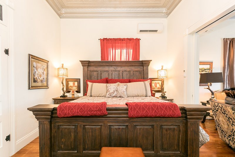 Suite 1 King Bedroom