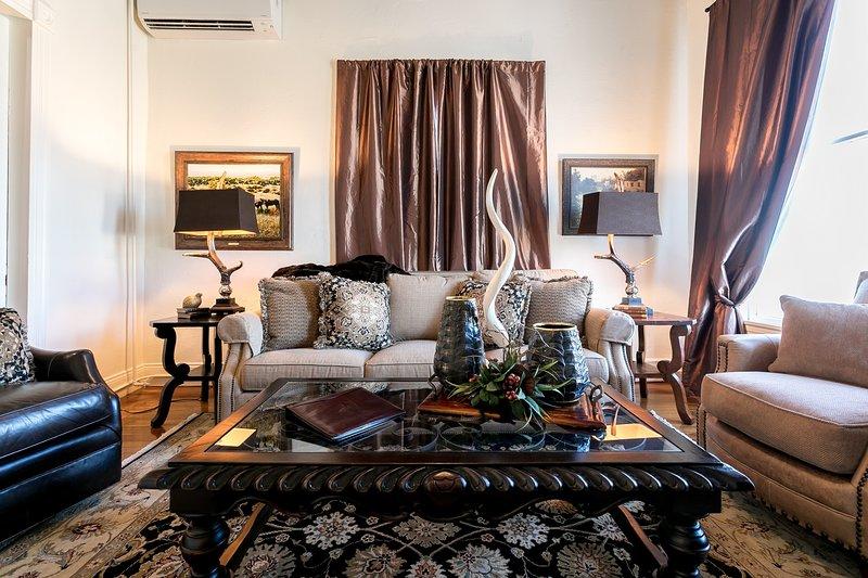 In Town Villas - Suite 1, vacation rental in Fredericksburg