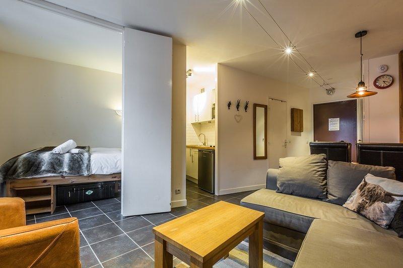 Apartment Lognan 2 Chalet in Chamonix