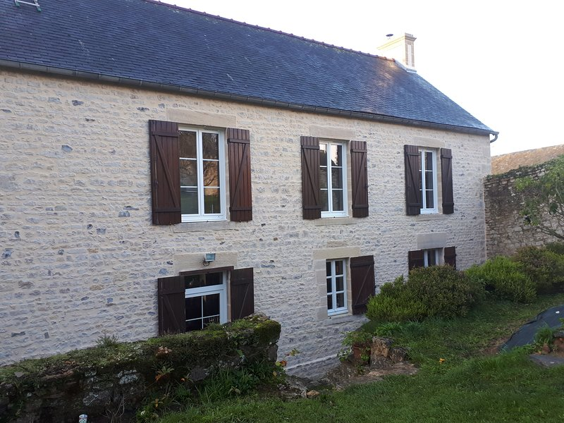 Chez Jeanne, Omaha Beach, vacation rental in Longueville