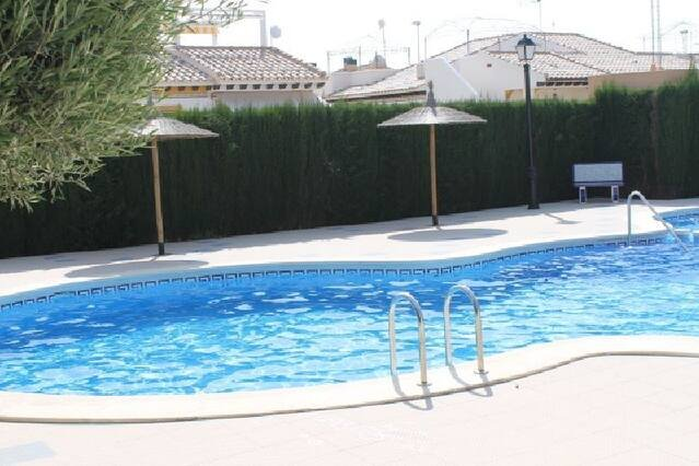 Playa Golf Quad house (sleeps 6) & comm pool P245, vacation rental in Orihuela Costa