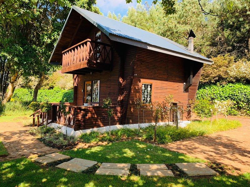 Viewpoint - Cabin 6, location de vacances à Magoebaskloof