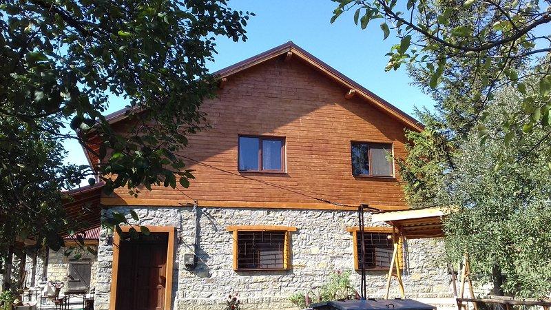 Casa din Tioc passion for rustic (with breakfast), location de vacances à Bontida