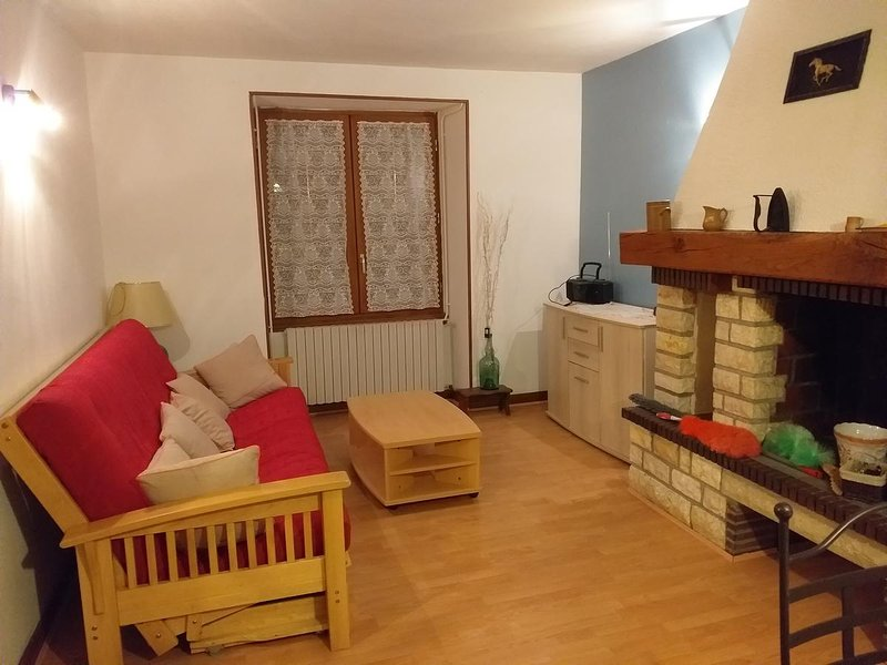 Amazing house with garden & Wifi, holiday rental in Coulanges-sur-Yonne