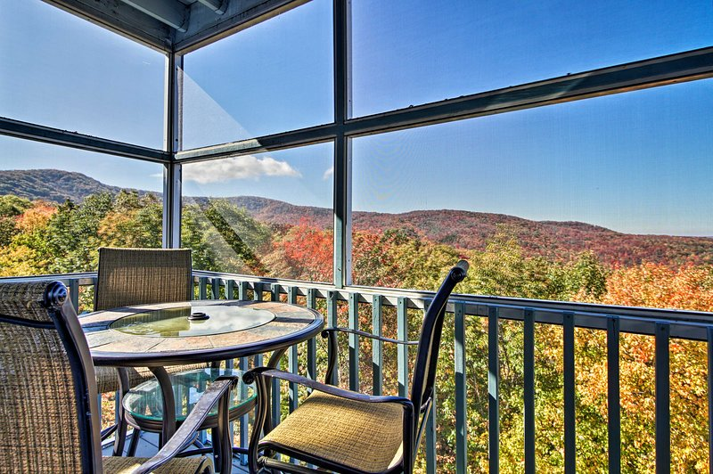 Charming Gatlinburg Chalet w/Pool Access + Hot Tub, vacation rental in Gatlinburg
