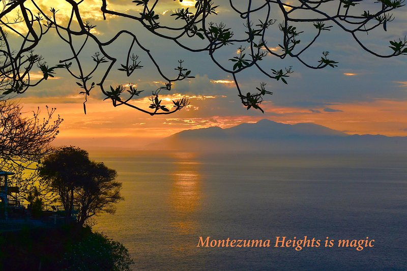 Montezuma Heights, Buho cabin, holiday rental in Montezuma