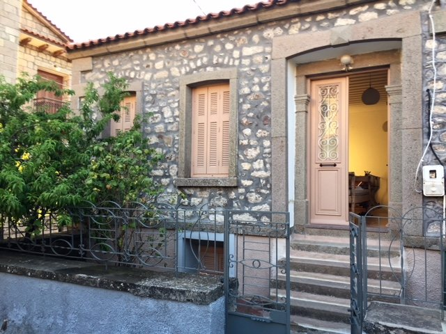 Pithari holiday home on Lesvos, Greece, Ferienwohnung in Lésbos
