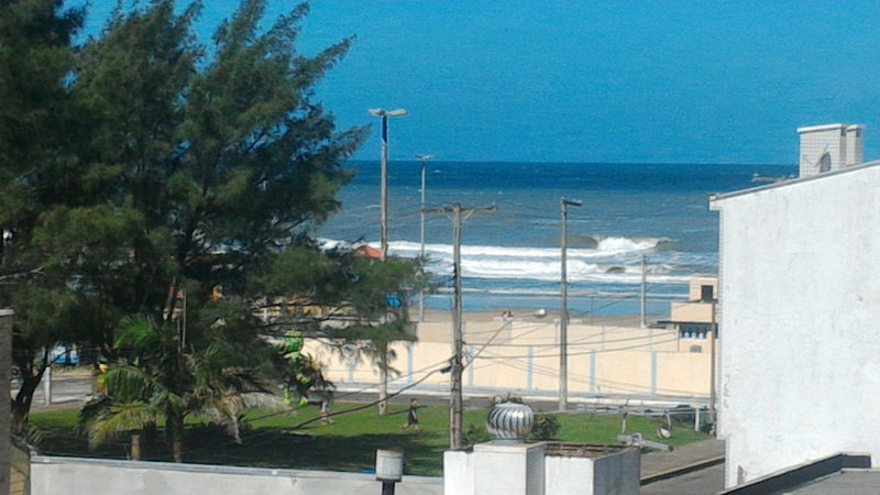 Capão com vista para o mar a 50 m da beira mar!, holiday rental in Xangri-La