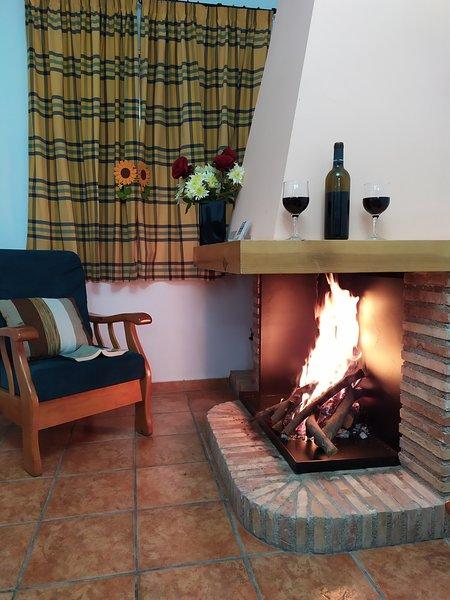 Alojamiento Valeria, location de vacances à La Iruela