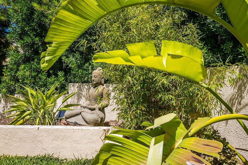 Buddah garden