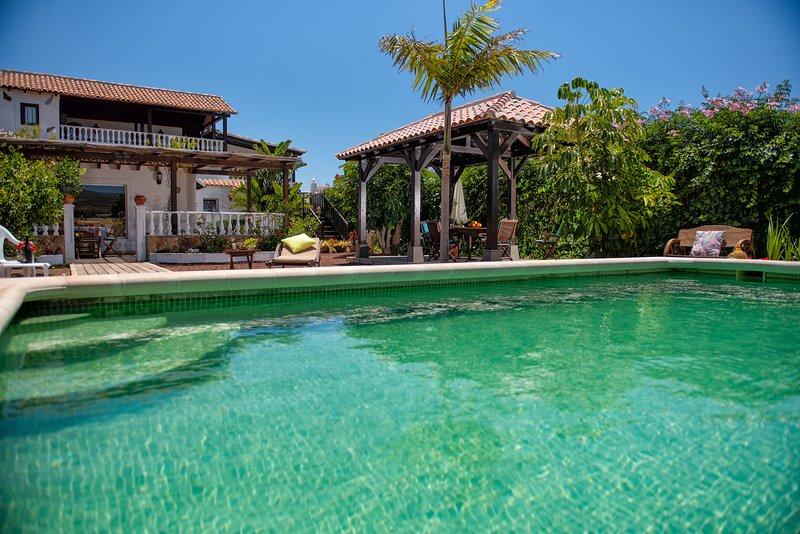 CASA RURAL  EL ALTILLO, vacation rental in San Miguel de Tajao