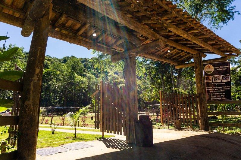 Recanto do Pontal camping, vacation rental in Angra Dos Reis