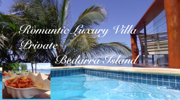 BEDARRA LUXURY ESCAPE BarefootOnBedarra POOL $AU660/night ABOVE & BEYOND RESORTS, vacation rental in Wongaling Beach