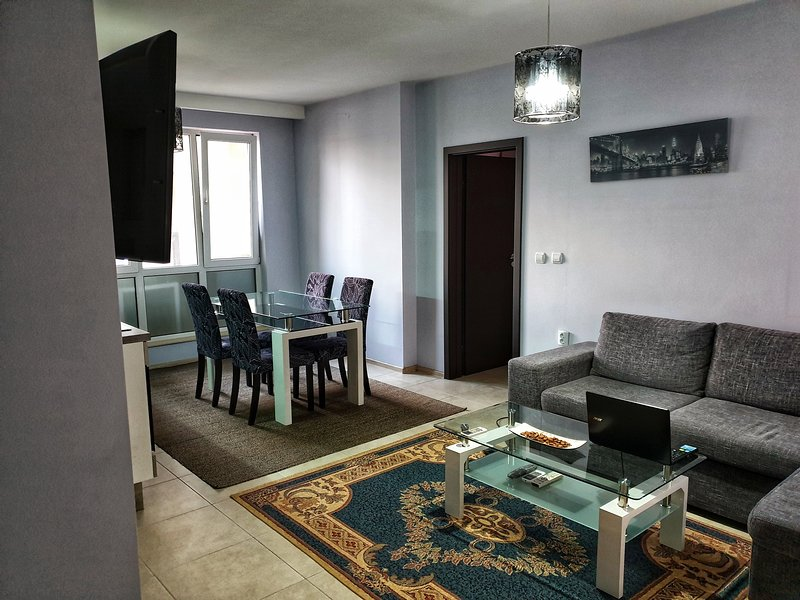 TJ Centrum Apartment, holiday rental in Plovdiv