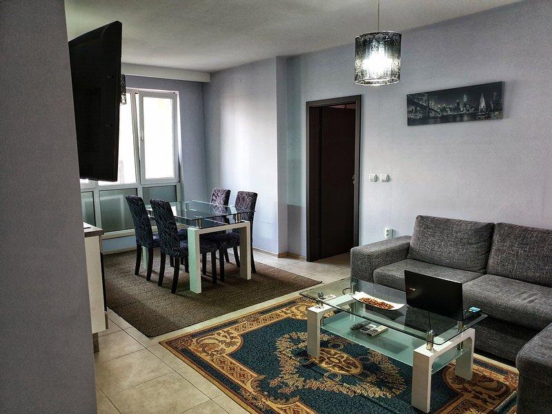 TJ Centrum Apartment, vacation rental in Kalofer